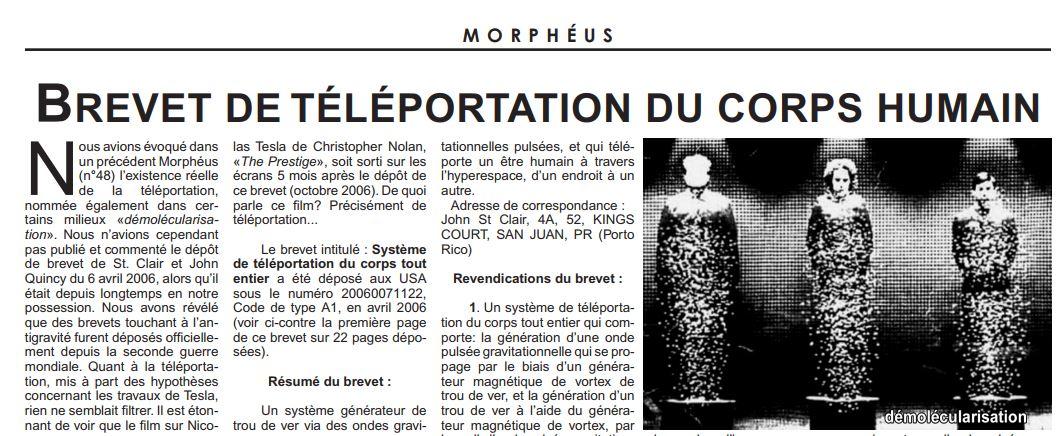 Morpheus n°50