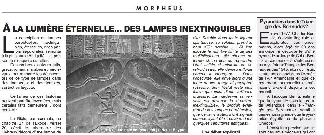 Morpheus n°58
