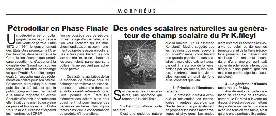 Morpheus n°64